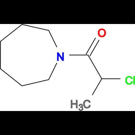 1-(2-chloropropanoyl)azepane