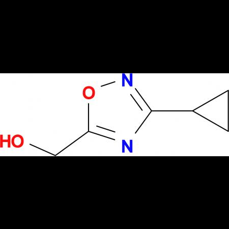 (3-cyclopropyl-1,2,4-oxadiazol-5-yl)methanol