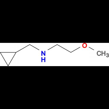 (cyclopropylmethyl)(2-methoxyethyl)amine