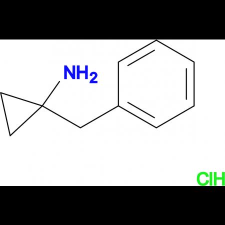 (1-benzylcyclopropyl)amine hydrochloride