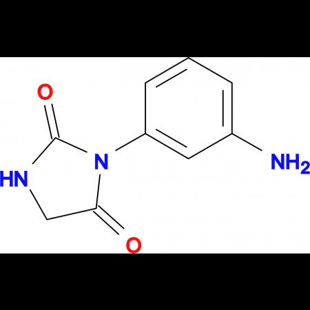 3-(3-aminophenyl)-2,4-imidazolidinedione