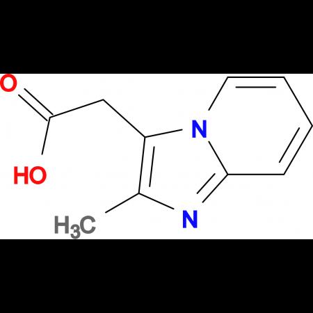 (2-methylimidazo[1,2-a]pyridin-3-yl)acetic acid