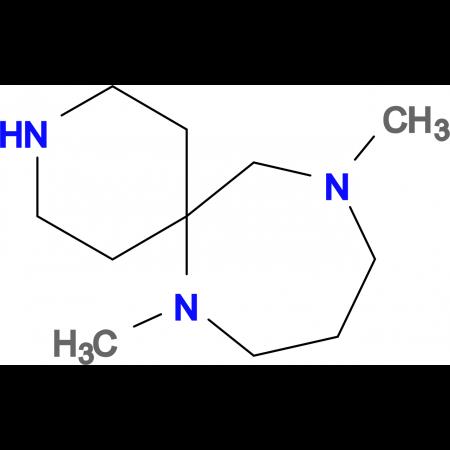 7,11-dimethyl-3,7,11-triazaspiro[5.6]dodecane