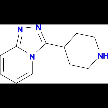 3-(4-piperidinyl)[1,2,4]triazolo[4,3-a]pyridine