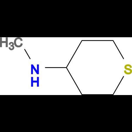 N-methyltetrahydro-2H-thiopyran-4-amine