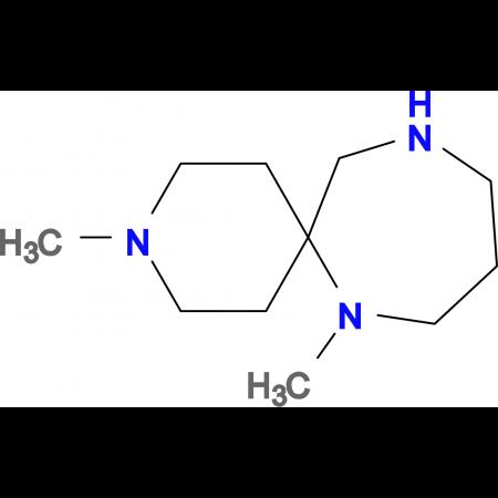 3,7-dimethyl-3,7,11-triazaspiro[5.6]dodecane