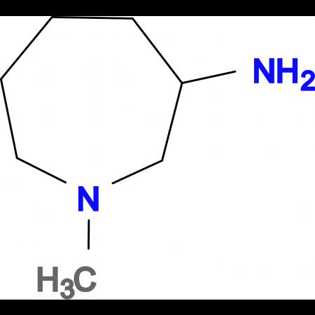 1-methyl-3-azepanamine