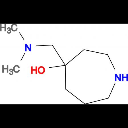4-[(dimethylamino)methyl]-4-azepanol