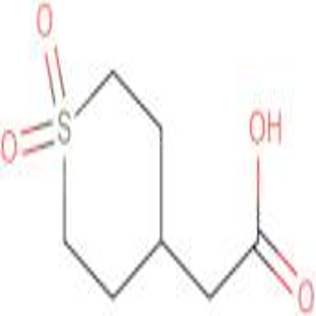 (1,1-dioxidotetrahydro-2H-thiopyran-4-yl)acetic acid