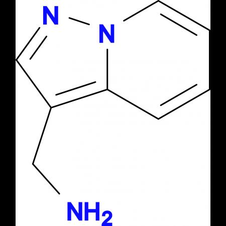 (pyrazolo[1,5-a]pyridin-3-ylmethyl)amine