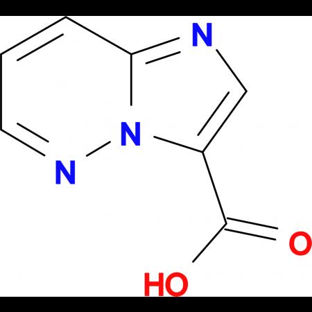 imidazo[1,2-b]pyridazine-3-carboxylic acid