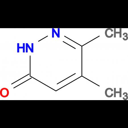 5,6-dimethyl-3(2H)-pyridazinone