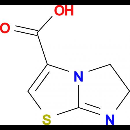 5,6-dihydroimidazo[2,1-b][1,3]thiazole-3-carboxylic acid