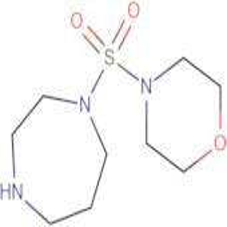 4-[(1,4-Diazepan-1-yl)sulfonyl]morpholine