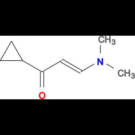 (2E)-1-cyclopropyl-3-(dimethylamino)-2-propen-1-one