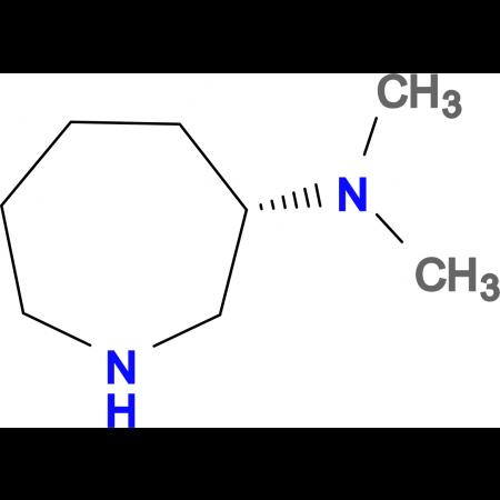 (3S)-N,N-dimethyl-3-azepanamine