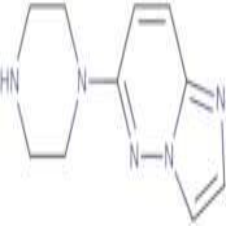 6-(1-piperazinyl)imidazo[1,2-b]pyridazine