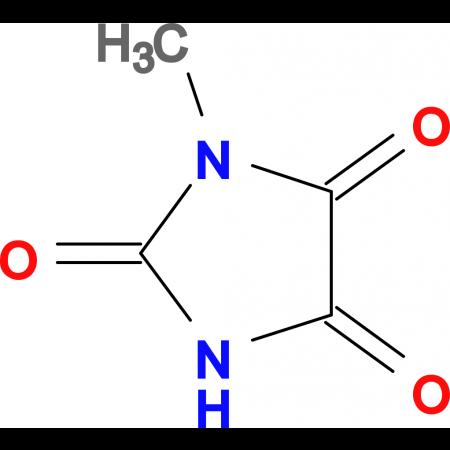 1-methyl-2,4,5-imidazolidinetrione