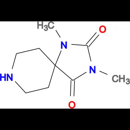 1,3-dimethyl-1,3,8-triazaspiro[4.5]decane-2,4-dione
