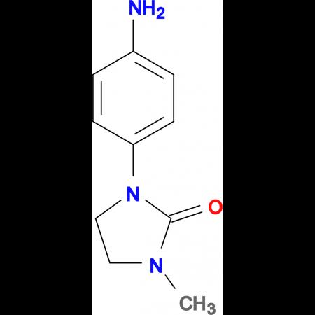1-(4-aminophenyl)-3-methylimidazolidin-2-one
