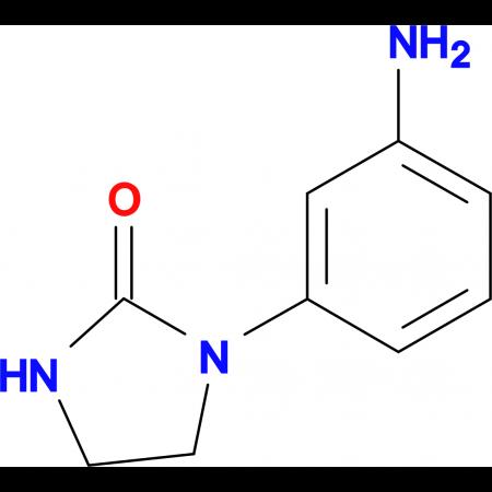 1-(3-aminophenyl)imidazolidin-2-one