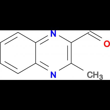 3-methyl-2-quinoxalinecarbaldehyde