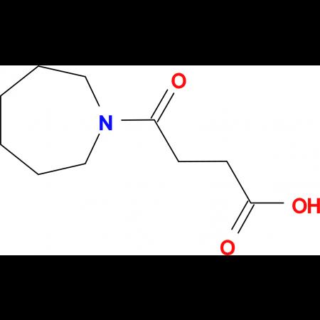 4-(1-azepanyl)-4-oxobutanoic acid