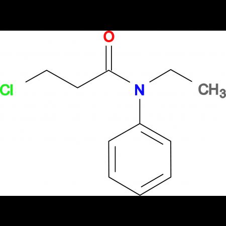 3-chloro-N-ethyl-N-phenylpropanamide