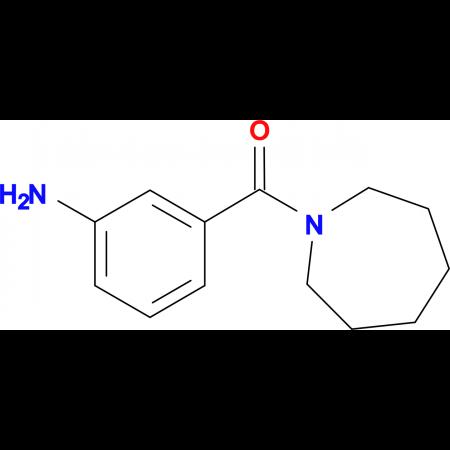 3-(azepan-1-ylcarbonyl)aniline