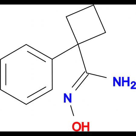 1-phenylcyclobutanecarboxamidoxime