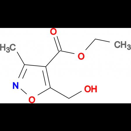 Ethyl 5-hydroxymethyl-3-methylisoxazole-4-carboxylate