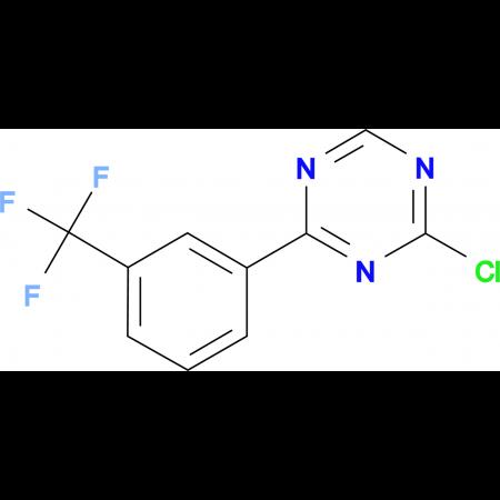 2-Chloro-4-(3-trifluoromethyl-phenyl)-[1,3,5]triazine
