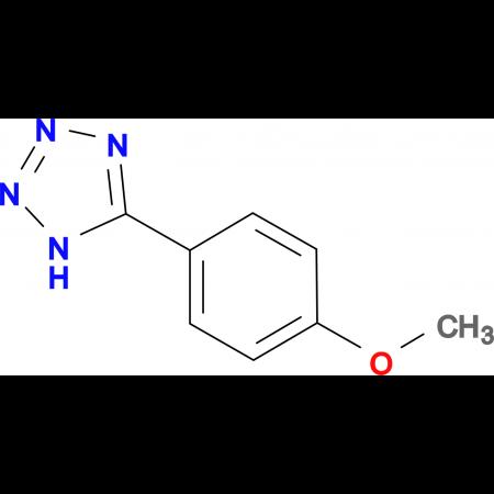 5-(4-Methoxy-phenyl)-1H-tetrazole