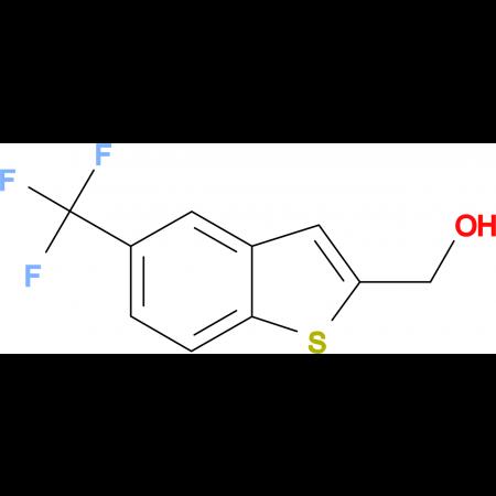 (5-Trifluoromethyl-benzo[b]thiophen-2-yl)-methanol