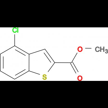 4-Chloro-benzo[b]thiophene-2-carboxylic acid methyl ester