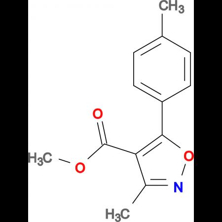 Methyl 3-methyl-5-(p-tolyl)isoxazole-4-carboxylate