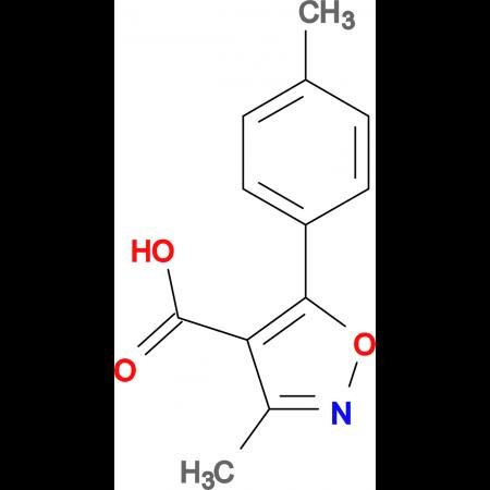 3-Methyl-5-(p-tolyl)isoxazole-4-carboxylic acid