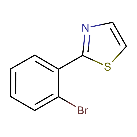2-(2-Bromo-phenyl)-thiazole