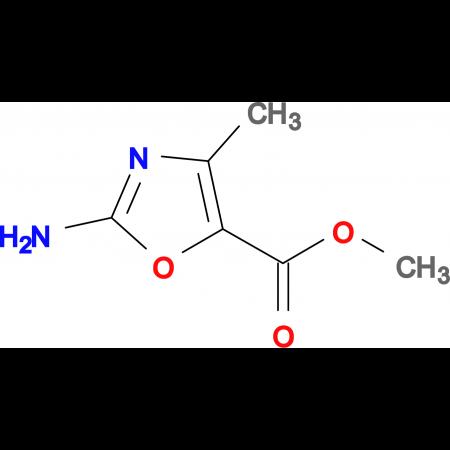 2-Amino-4-methyl-oxazole-5-carboxylic acid methyl ester