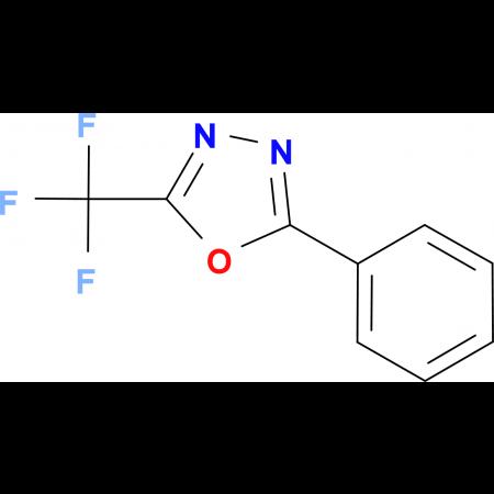 2-Phenyl-5-trifluoromethyl-[1,3,4]oxadiazole