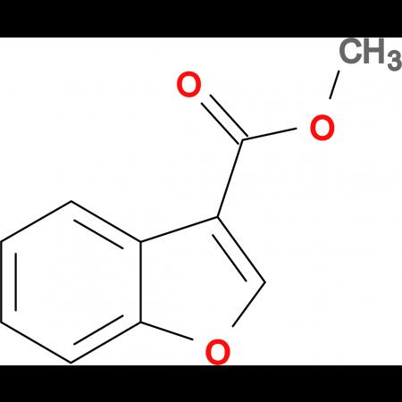 Benzofuran-3-carboxylic acid methyl ester