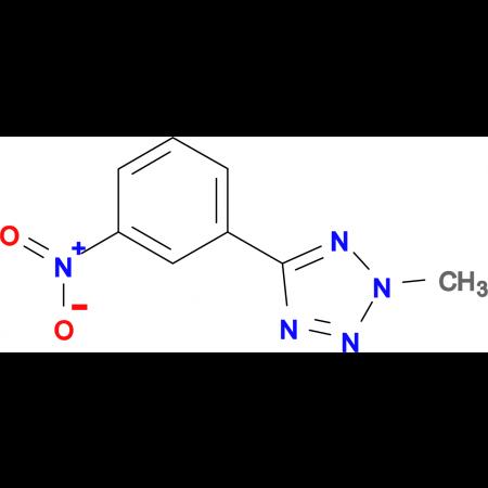 2-Methyl-5-(3-nitro-phenyl)-2H-tetrazole