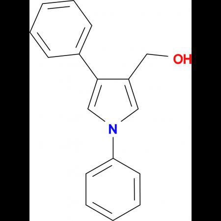 (1,4-Diphenyl-1H-pyrrol-3-yl)-methanol