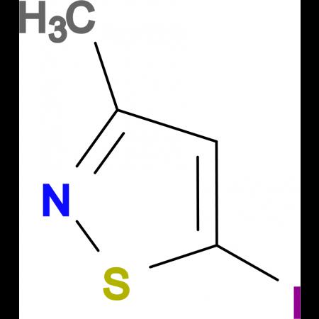 5-Iodo-3-methyl-isothiazole