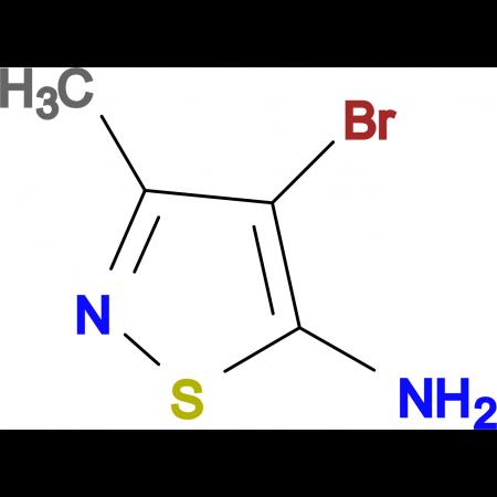 4-Bromo-3-methyl-isothiazol-5-ylamine