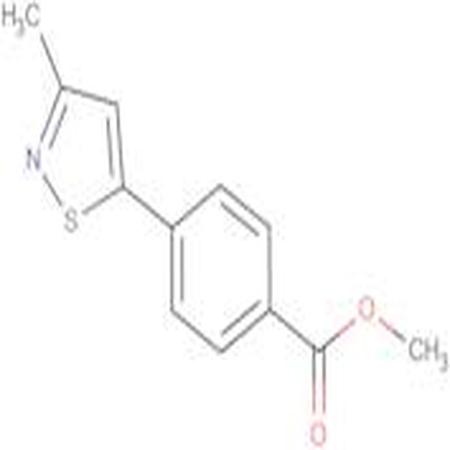 Methyl 4-(3-methylisothiazol-5-yl)benzoate