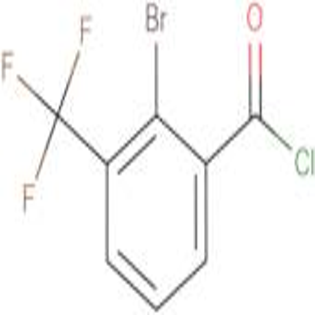 2-Bromo-3-(trifluoromethyl)benzoyl chloride