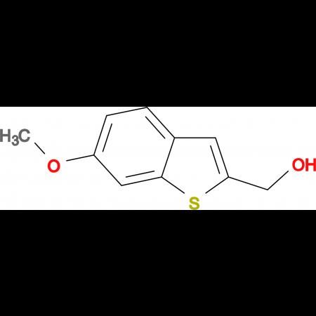 (6-Methoxy-benzo[b]thiophen-2-yl)-methanol