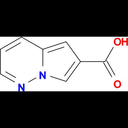 Pyrrolo[1,2-b]pyridazine-6-carboxylic acid