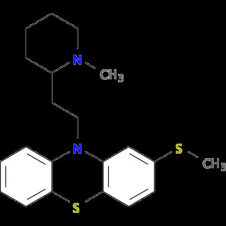10-(2-(1-Methylpiperidin-2-yl)ethyl)-2-(methylthio)-10H-phenothiazine